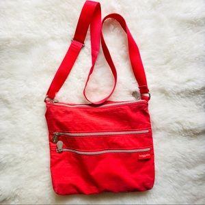 BAGGALINI Orange Cross Body Bag